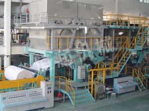 2850-1400新月型卫生纸机