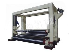 Series frame rewinding machine