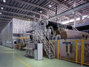 4800-500 long screen high-strength corrugated machine