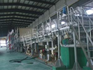 5200-600 long mesh high-strength corrugated machine