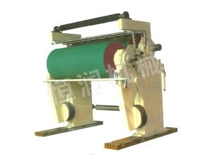 Inclined line surface sizing machine