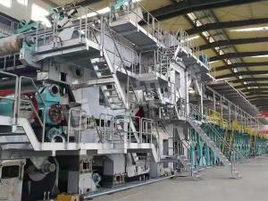 450m high speed corrugated machine