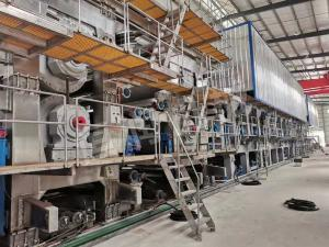 Puah paper machine